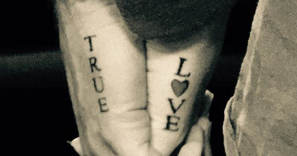 Couple True Love And Love On Pinterest Cute Couple Tattoos Couple Tattoos Love Couples Tattoo Designs