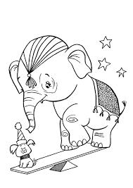 Kleurplaten Circusdieren.Afbeeldingsresultaat Voor Circusdieren Knutselen