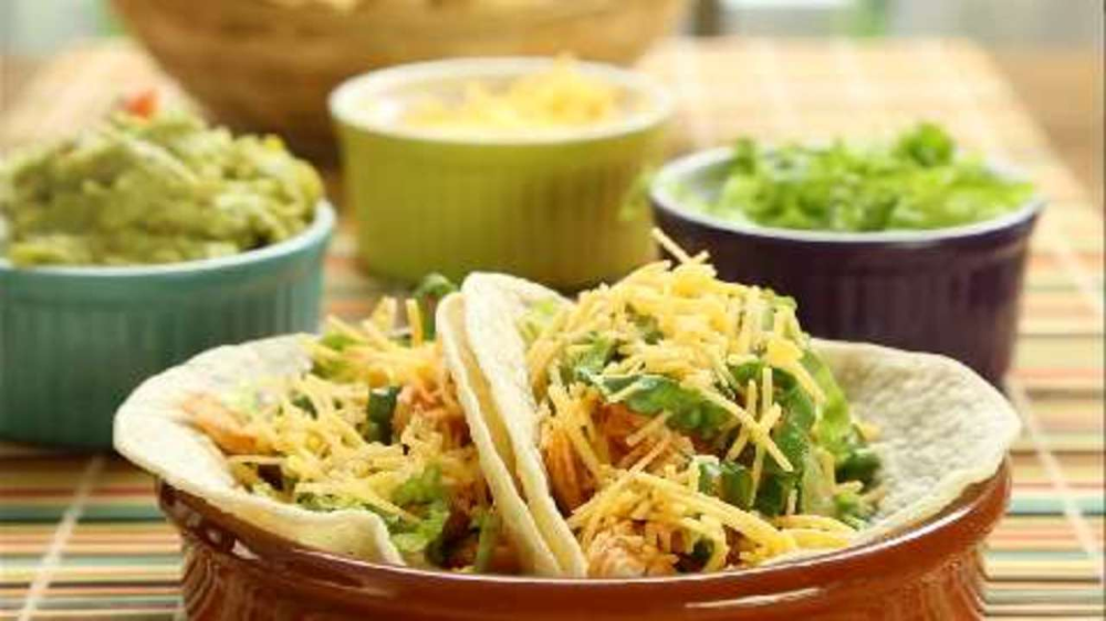 Sarah's Easy Shredded Chicken Taco Filling #shreddedchickentacos Sarah's Easy Shredded Chicken Taco Filling Video #shreddedchickentacos