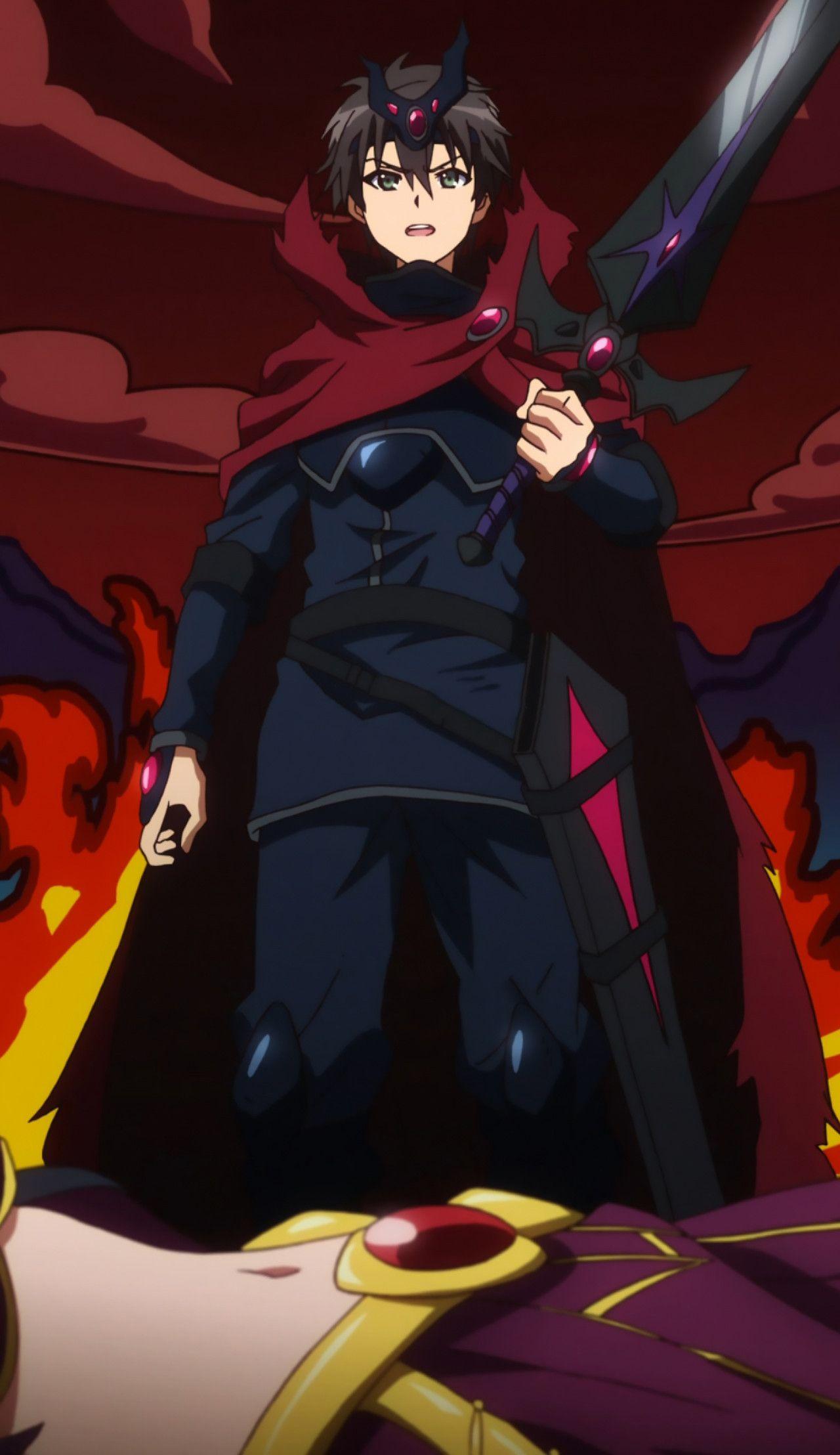 Sayumi Takanashi x Jurai Andou When Supernatural Battles