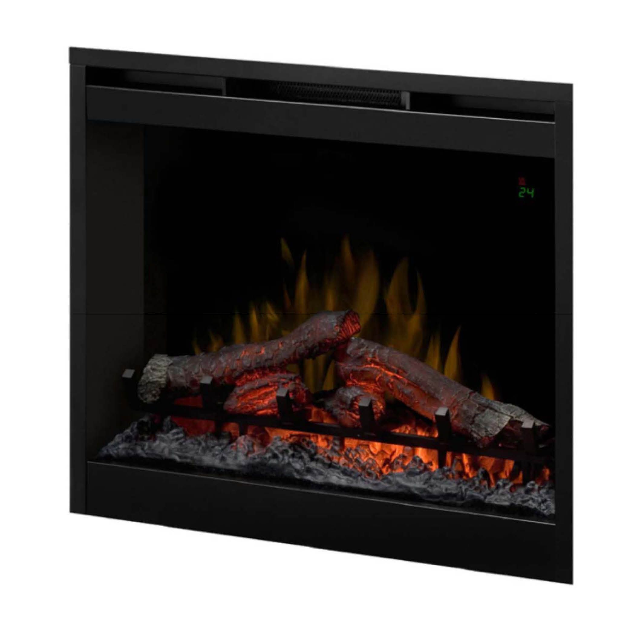our 26 inch firebox is but one of the available plug in fireplaces