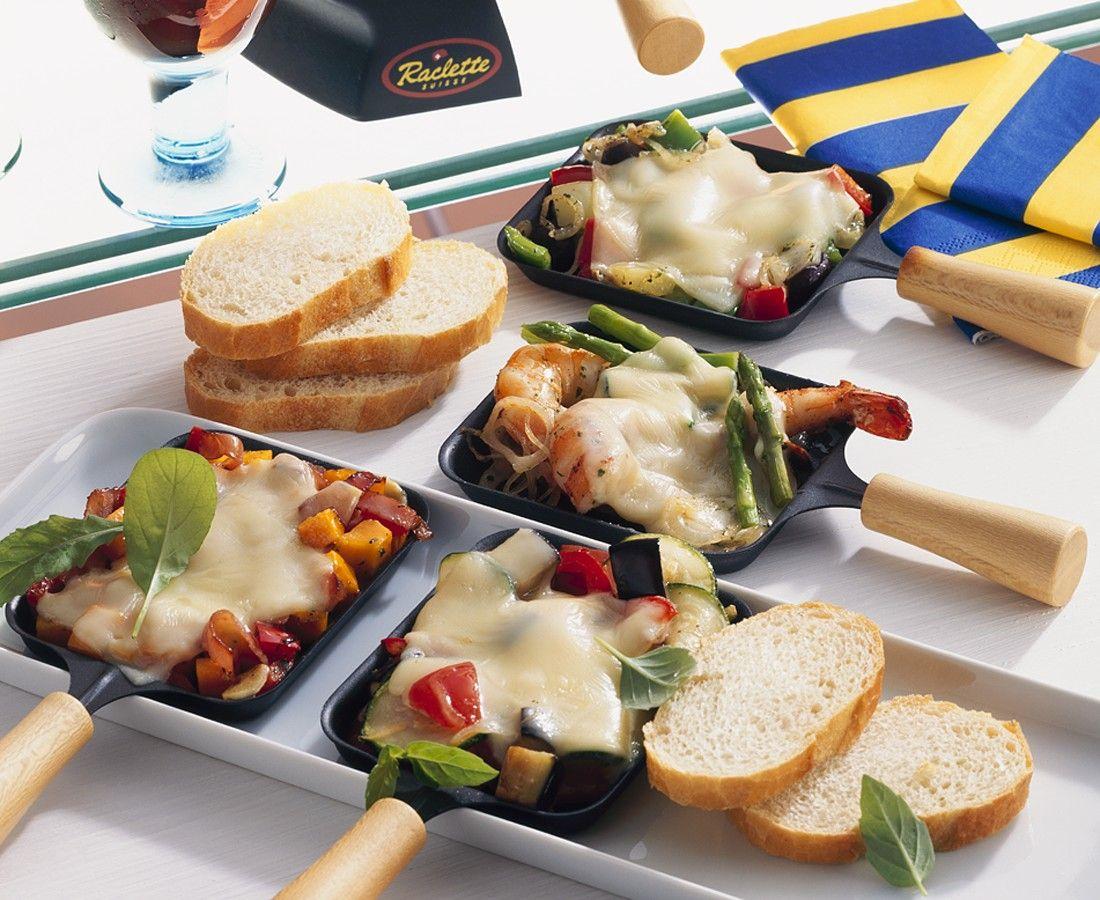 Raclette Rezept Rezepte Essen Leckeres Essen