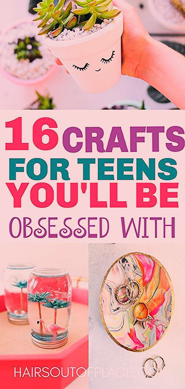 Photo of 15 Fun Crafts for Teens that Will Bring Out Thier Inner Artist