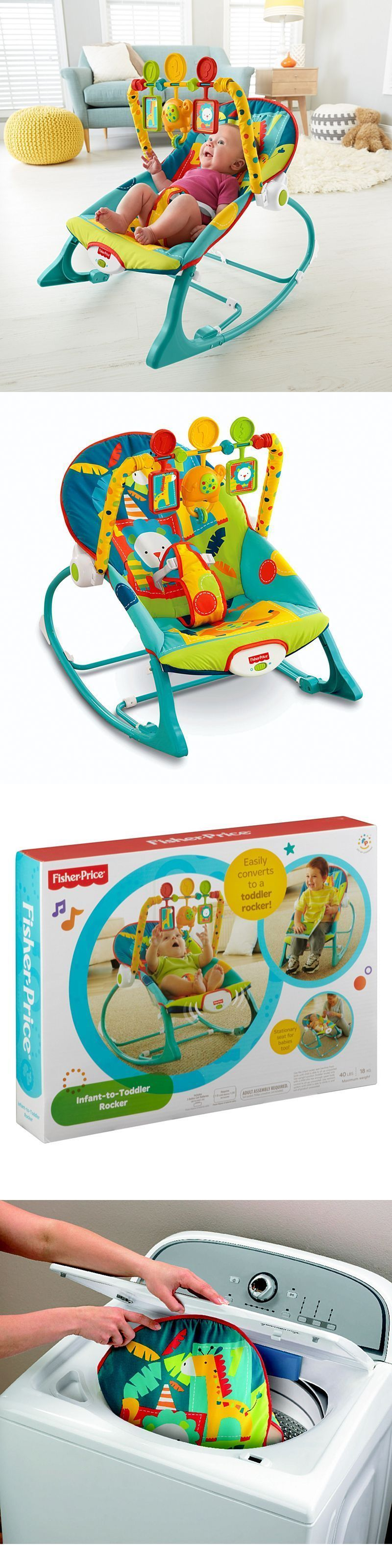 Bouncers and vibrating chairs infanttotoddler baby rocker