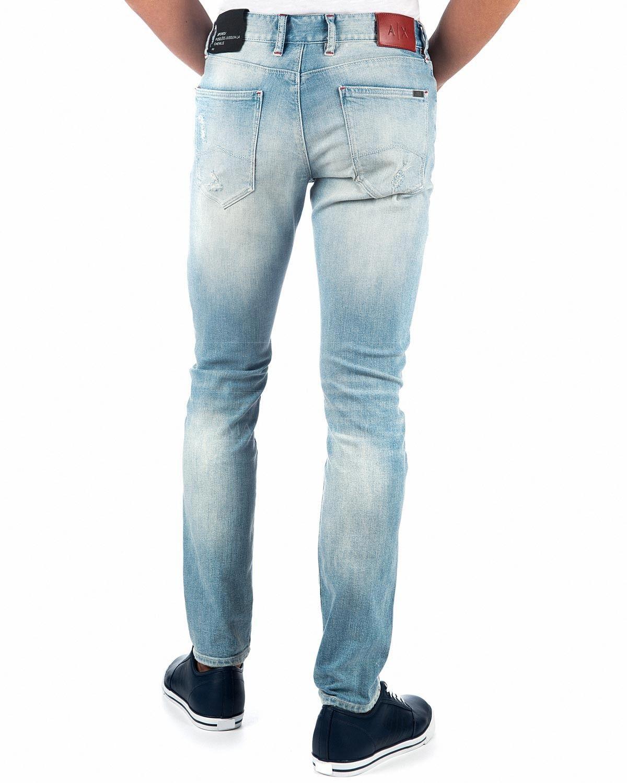 af26b6c9e5 Jeans ARMANI EXCHANGE © Light Blue Washed | BEST PRICE Armani Jeans, Emporio  Armani,