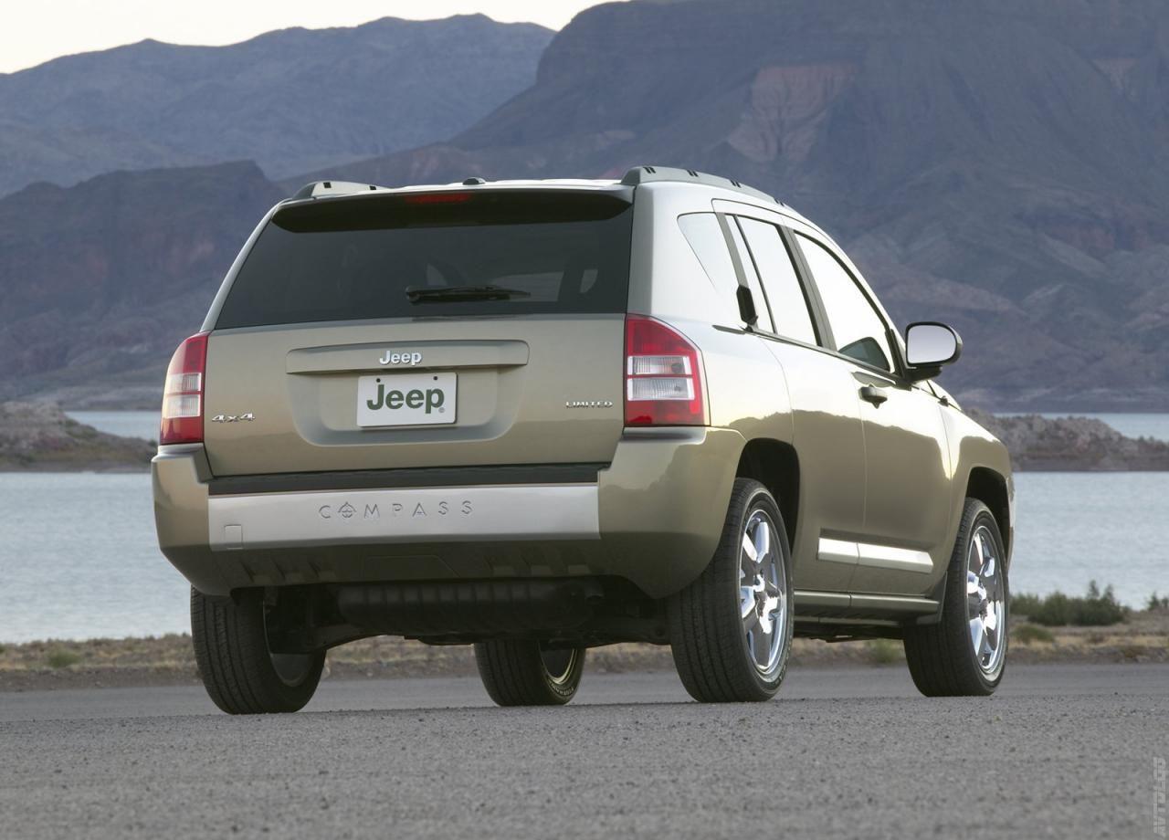2007 Jeep Compass 2007 jeep compass, Jeep compass, Jeep