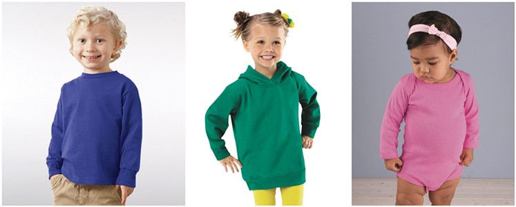 Rabbit Skins Cozy Apparel for Infant or Toddler from NYFifth