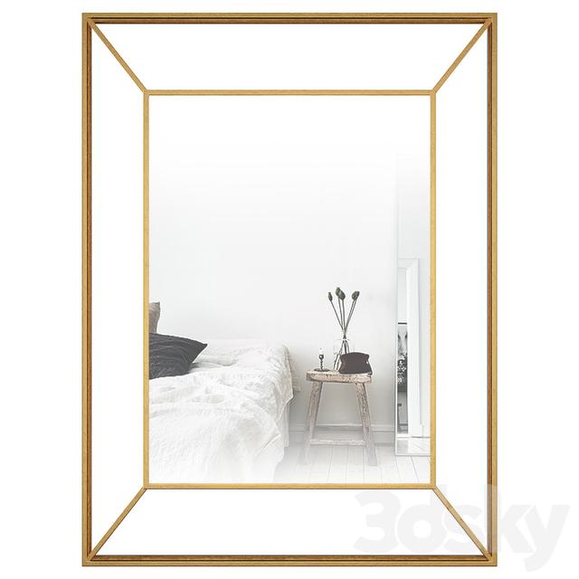 3d Models Mirror Lavigne Traditional Accent Mirror W000531828 In 2020 Accent Mirrors Mirror Mirror Wall