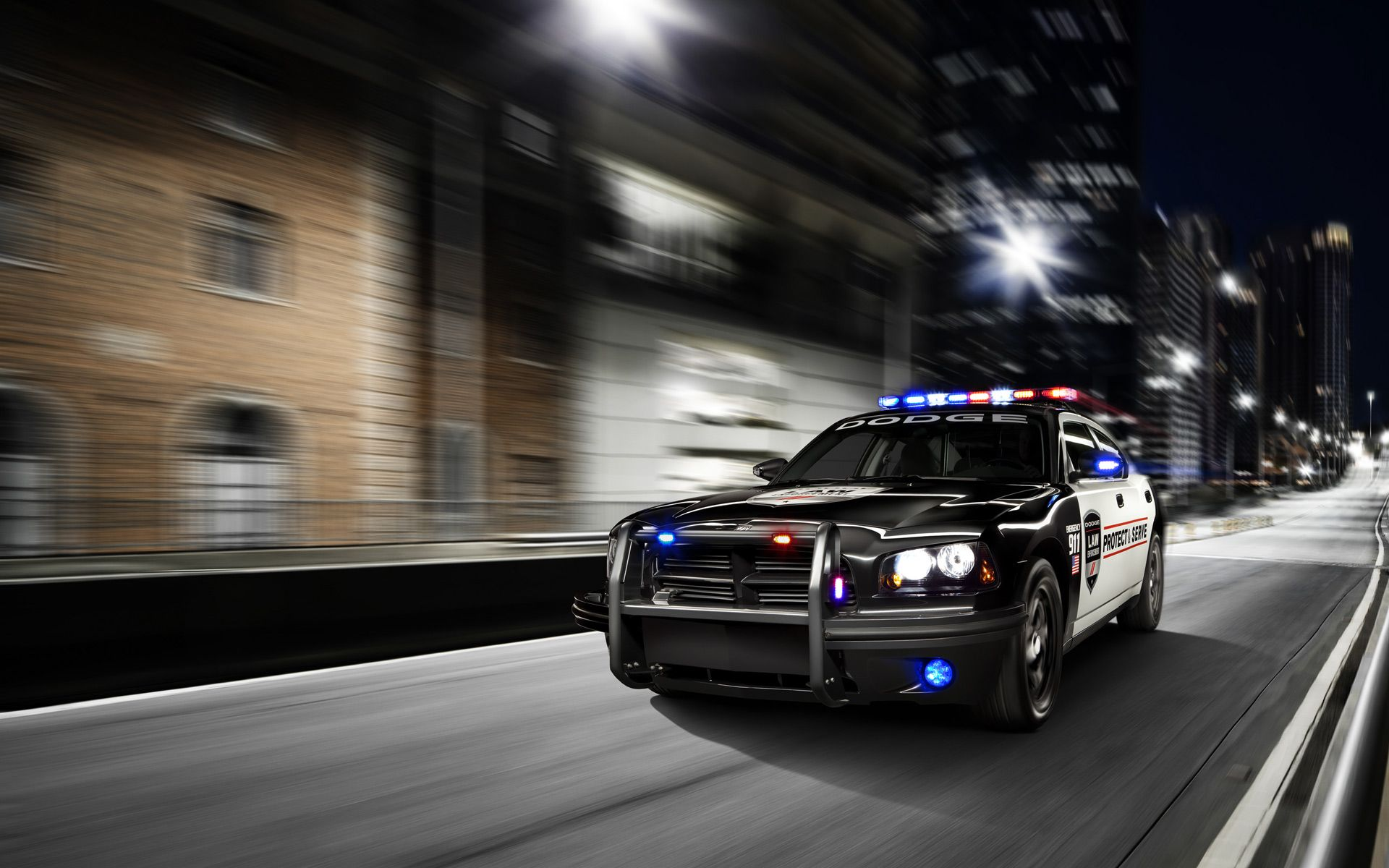 dodge charger police car wallpaper | chicago nightlife | pinterest