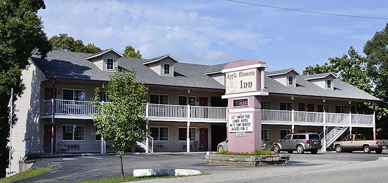 Apple Blossom Inn House Styles Apple Blossom Inn