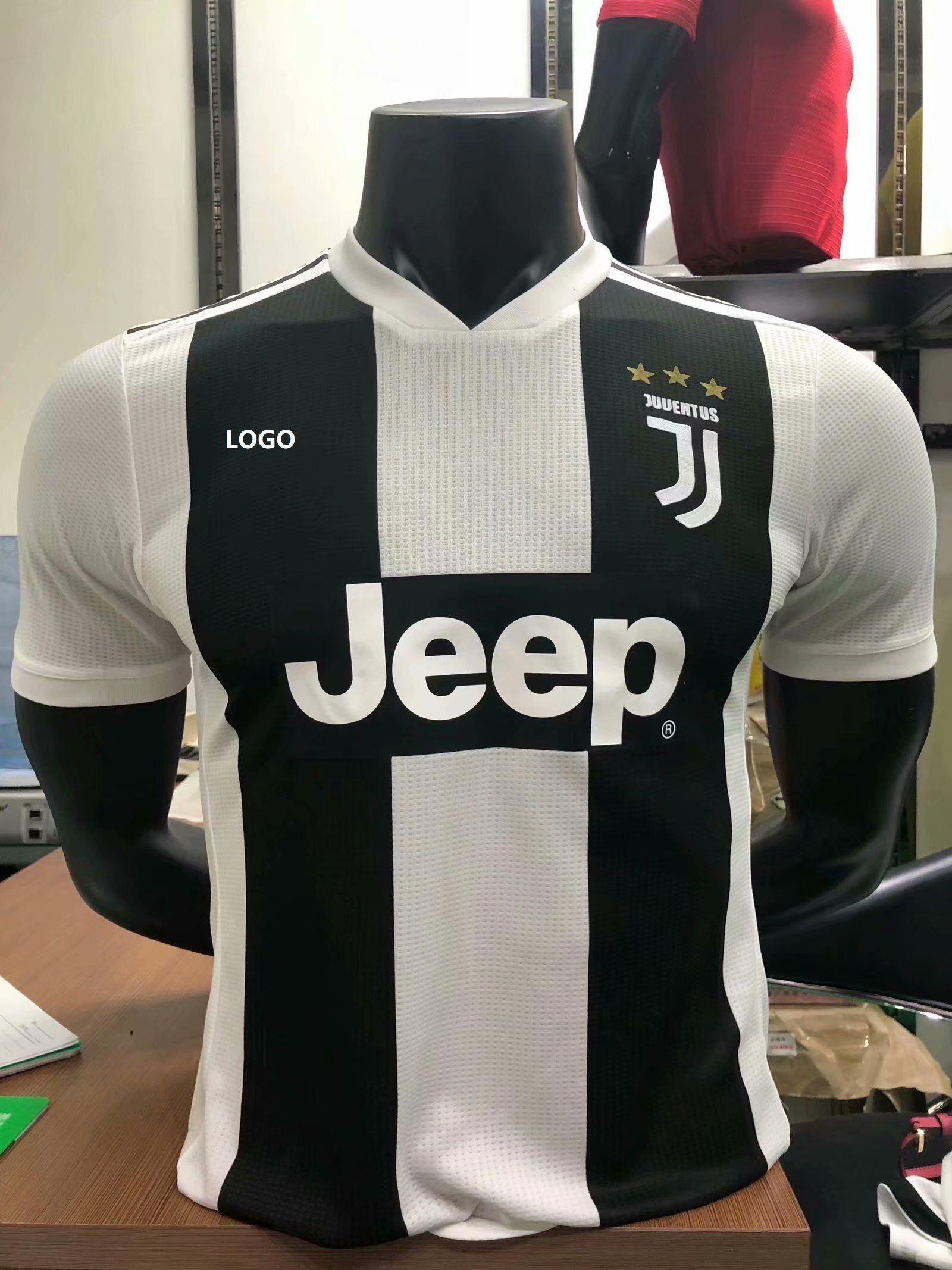 9a8167778 18/19 Men Juventus Home Player Version Soccer Jersey | Soccer is ...