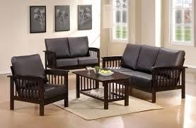 Image Result For Simple Wooden Sofa Sets For Living Room Sree