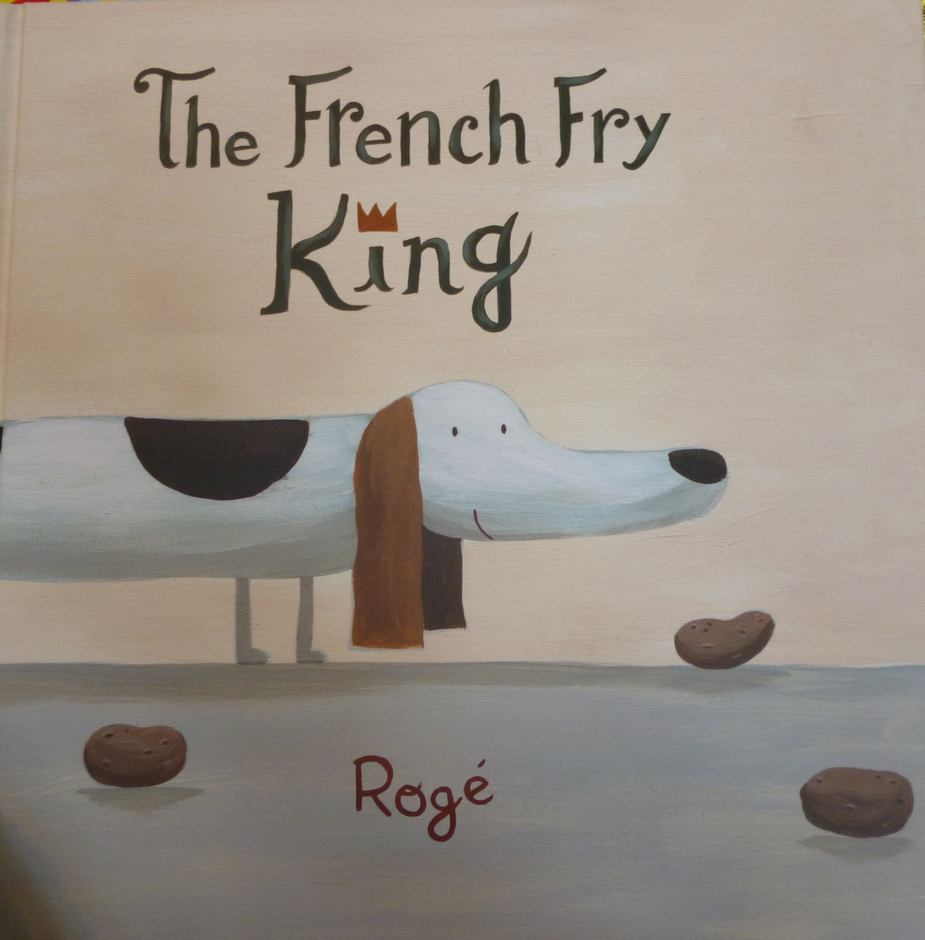 Rogé, The french fry king