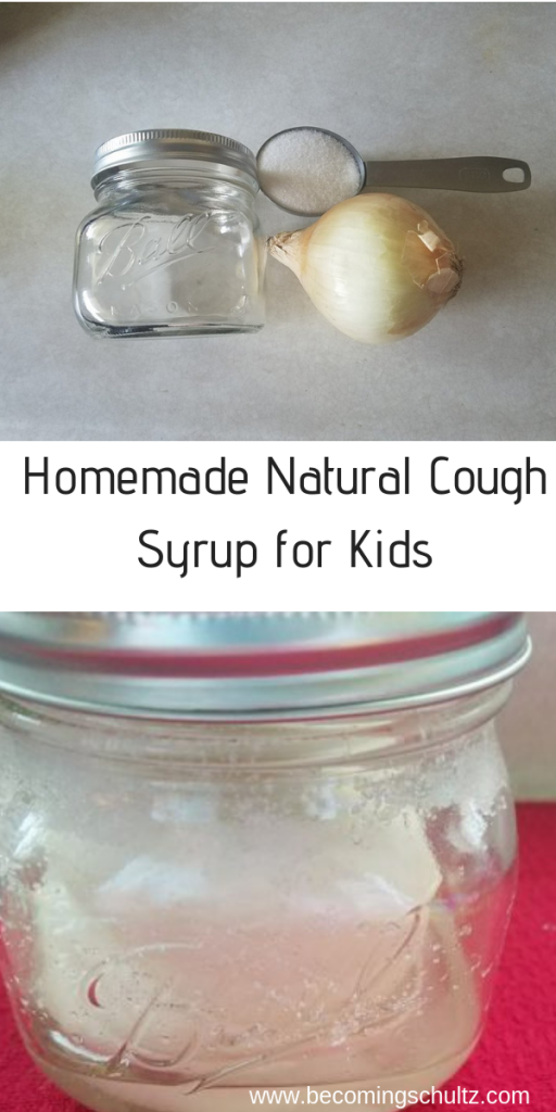 This easy homemade natural cough syrup is perfect for kids. No worrying about ingredients or giving them the right amount. If your child is over one you can ...
