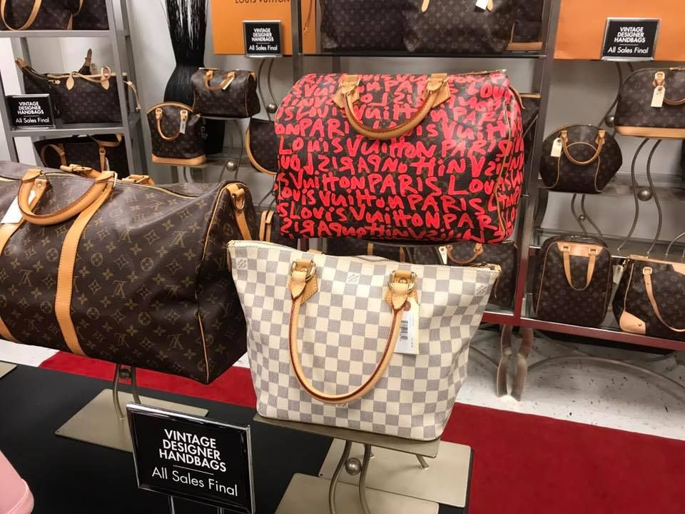 8813f8c7776f Louis Vuitton Collection at Dillard s