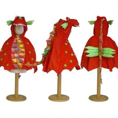 63449aafe8e Blaze Dragon Costume | for little imaginations | Dragon fancy dress ...