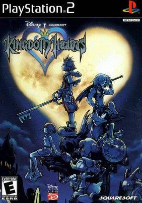 Kingdom Hearts Ntsc Inglés Ps2 Game Pc Rip Kingdom Hearts Consolas Videojuegos Juegos Retro