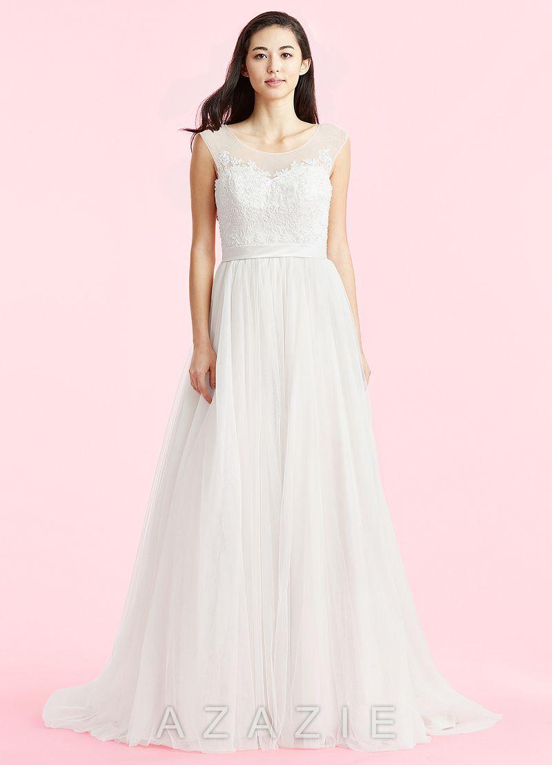 Azazie doreen bg wedding ideas pinterest bridal gowns perfect