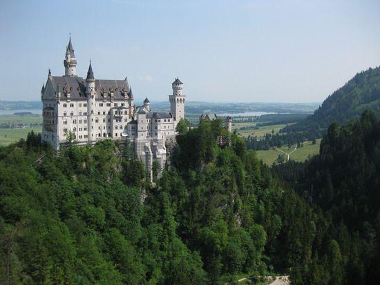Neuschwanstein Castle Places To Travel Travel Photos Places To Go