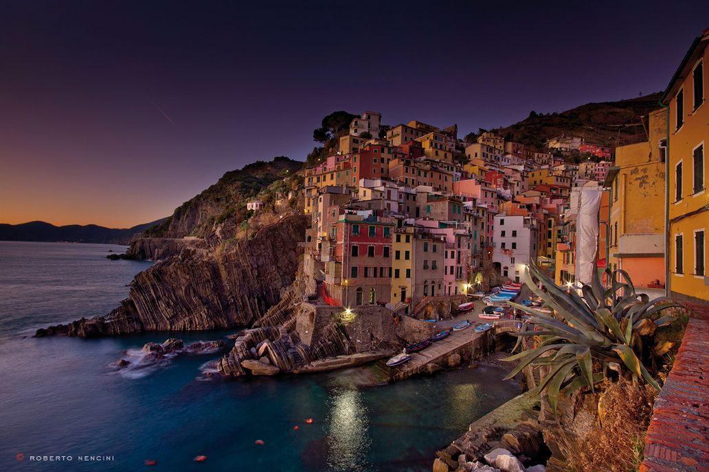 Photograph Le Cinque Terre, a distant dream... by Roberto Nencini on 500px