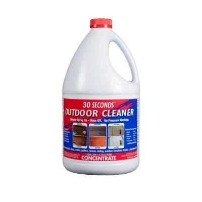 30 Seconds 1 Gal Outdoor Cleaner Concentrate 100047549