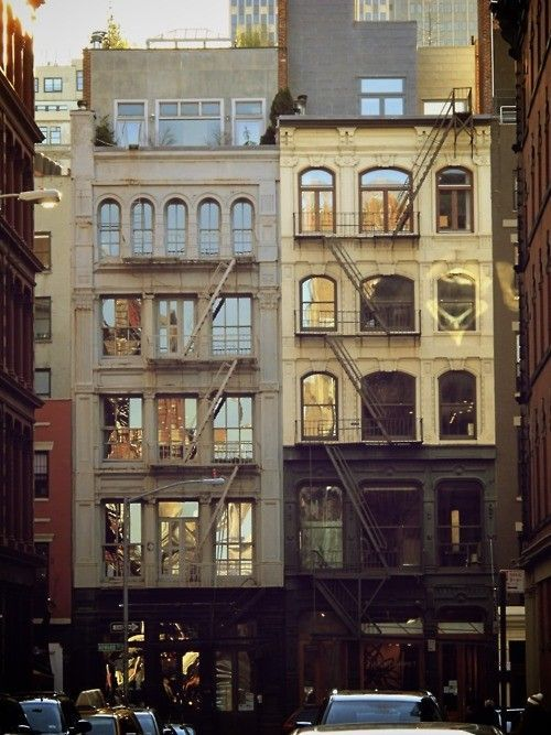 Apartment Buildings Nyc