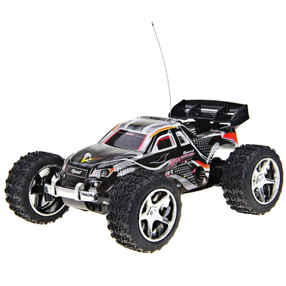 Wltoys Wl2019 High Speed Mini Rc Truck Super Car Toy Black 3s68770413 Monster Truck Toys Toy Car Super Cars