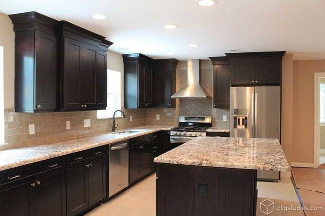 Best Interior Designers In New York City Ny Metro Area Kitchen Design Black Kitchen Cabinets Black Kitchens