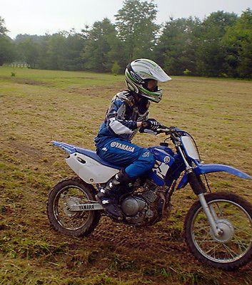 Yamaha Tt Yamaha Tt R 125 Dirt Bike Trails Fun Electric