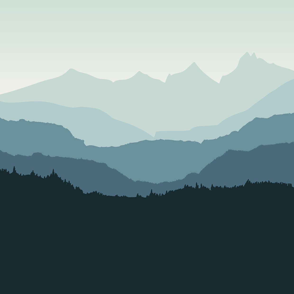 Mountain Background Mountain Illustration Mountain Drawing Background Drawing