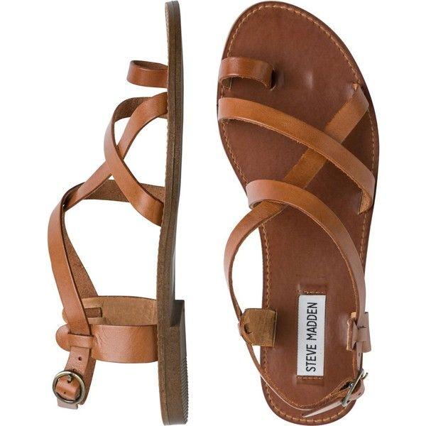 Steve Madden Agathist Sandal 62 Liked On Polyvore