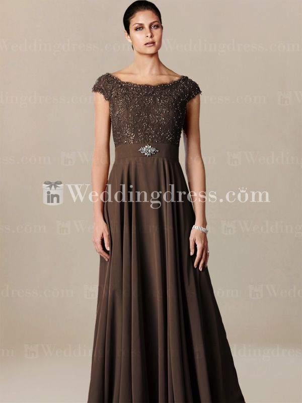 Modest Mother of the Bride Dress with Sleeves MO240 | Groom dress ...