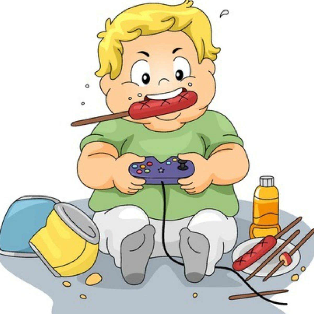 Overgewicht Bij Kinderen Obesidad Infantil Ninos Diabetes