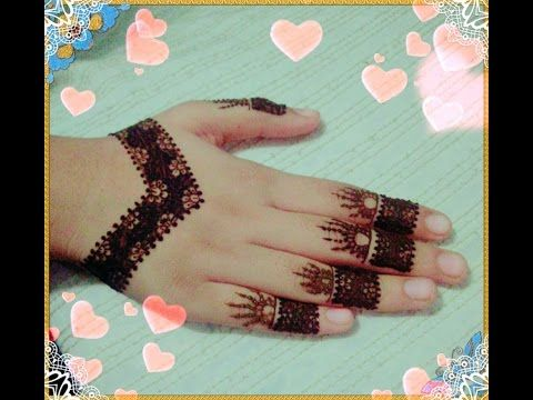 New Party Mehndi Designs : Latest and beautiful party mehndi design tutorial