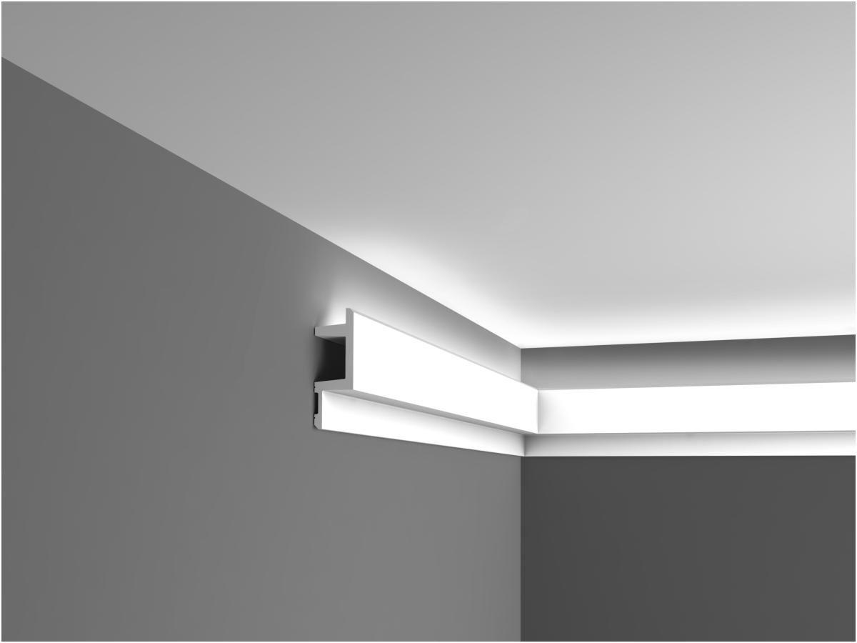 Goulotte Pour Plafond corniche éclairage indirect c383 plafond luxxus orac decor