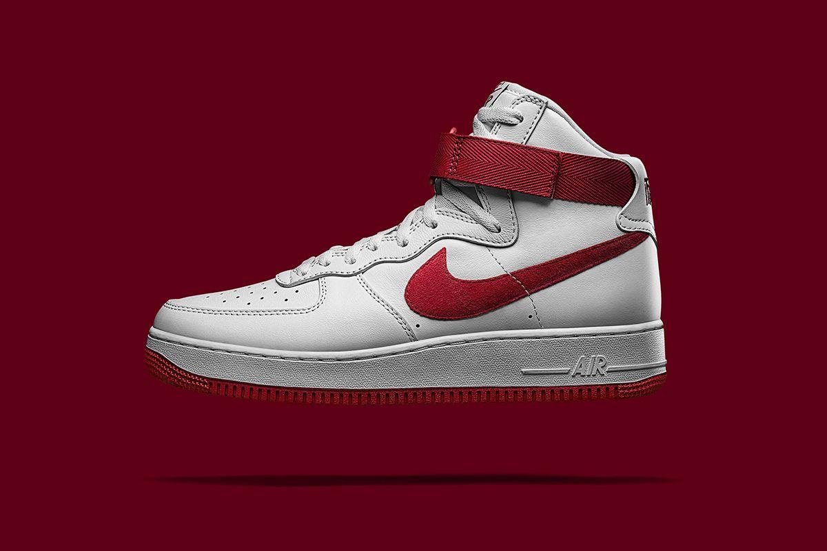 """Nike 1 Force High """"nai Ke Air xdoerCB"""