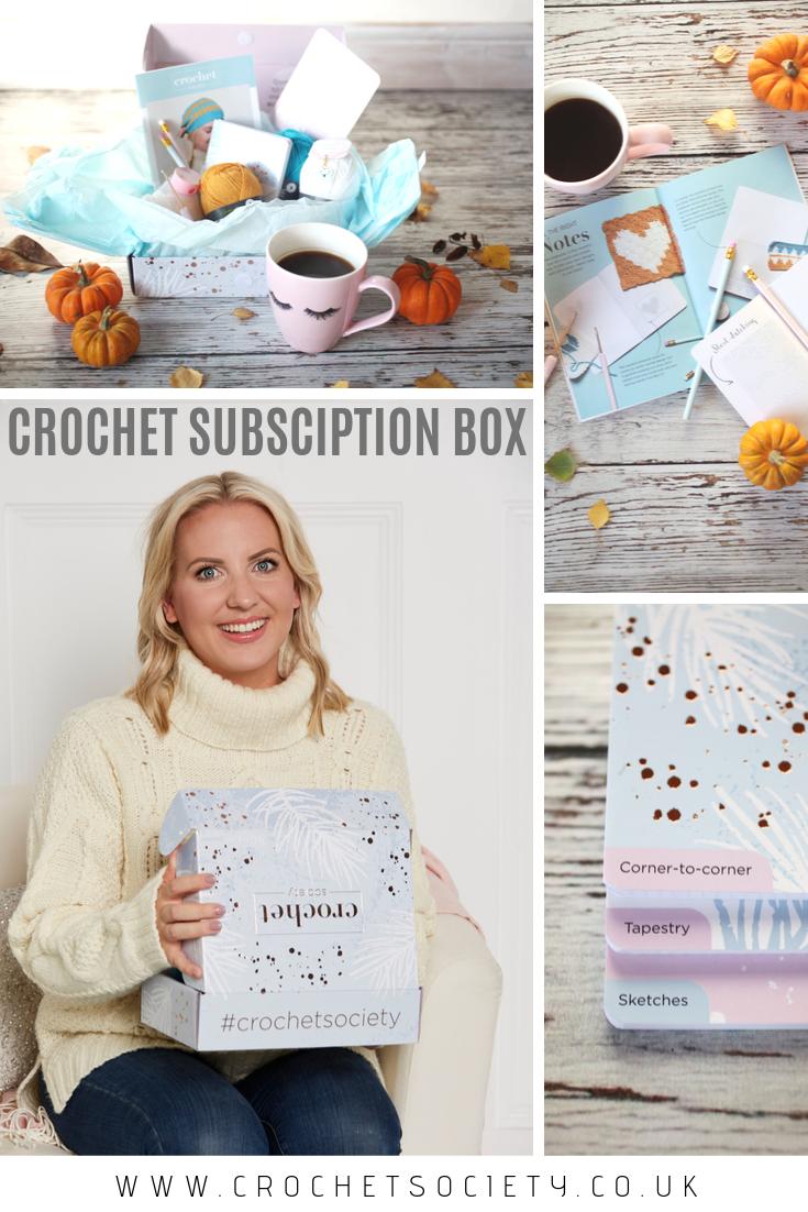 Crochet Society Box 4 Crochet Bella Coco Learn To Crochet