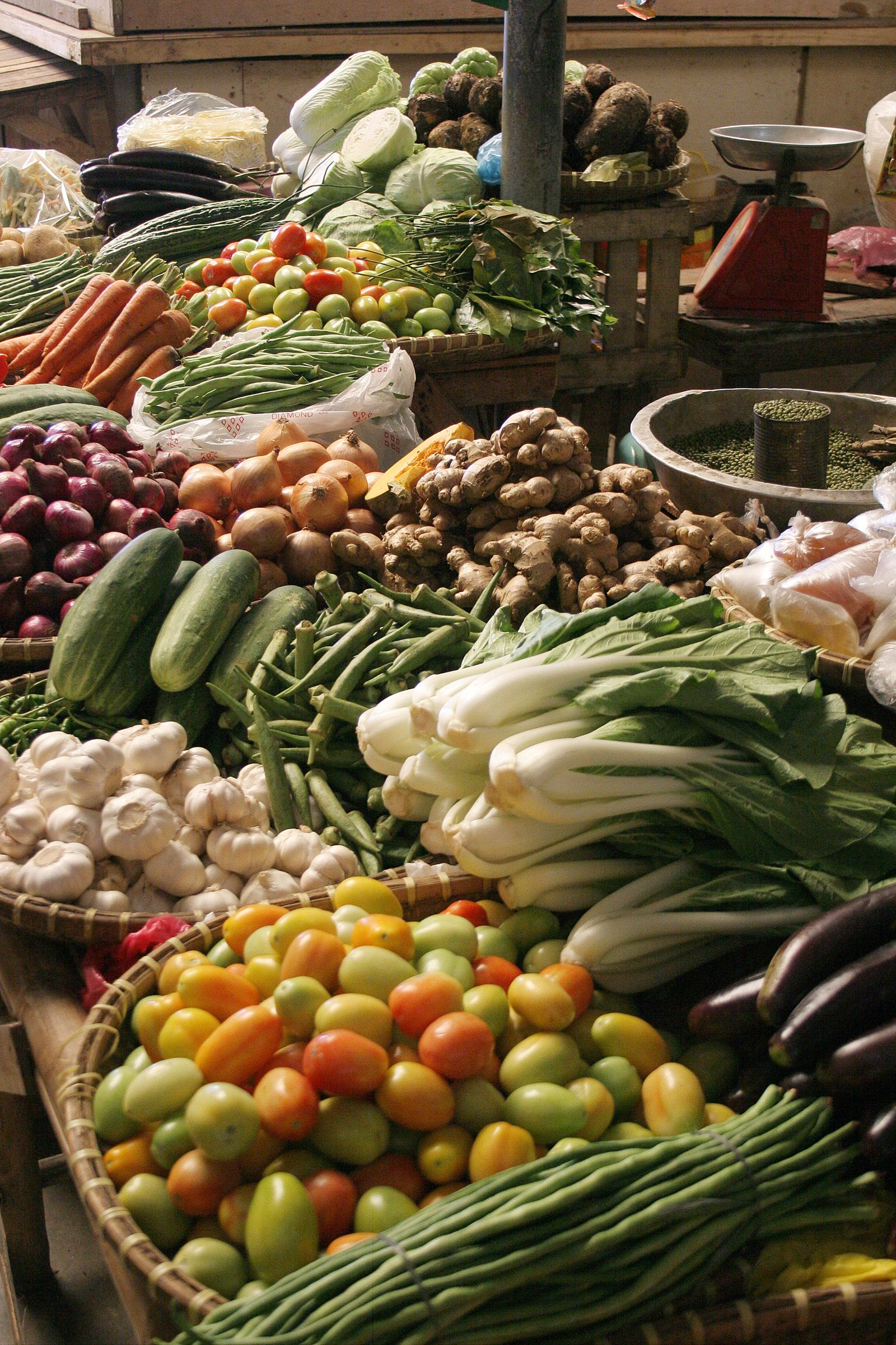 Philippine market plant based diet whole food recipes