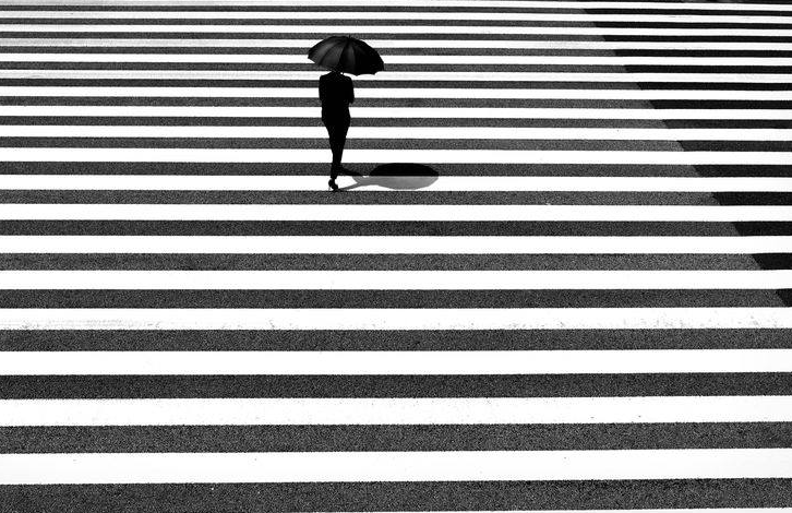 Junichi Hakoyama  Art of road surface
