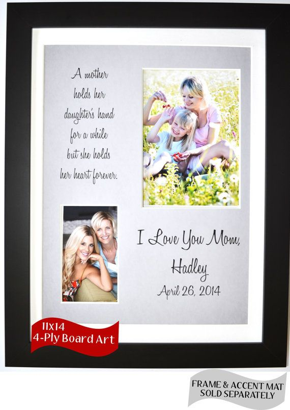 Wedding Thank You Gift Personalized Gift For Mom Custom By Picmats