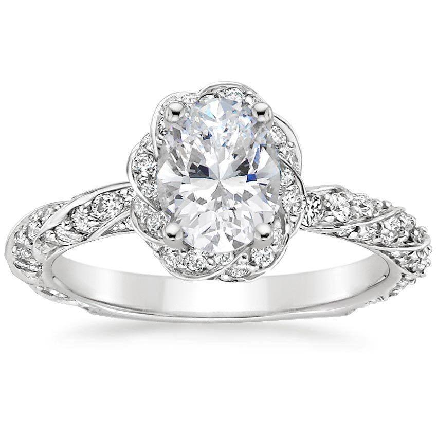 f1373df8e45e 18K White Gold Cordoba Diamond Ring from Brilliant Earth