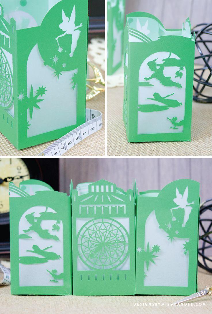 Peter Pan Paper Crafts