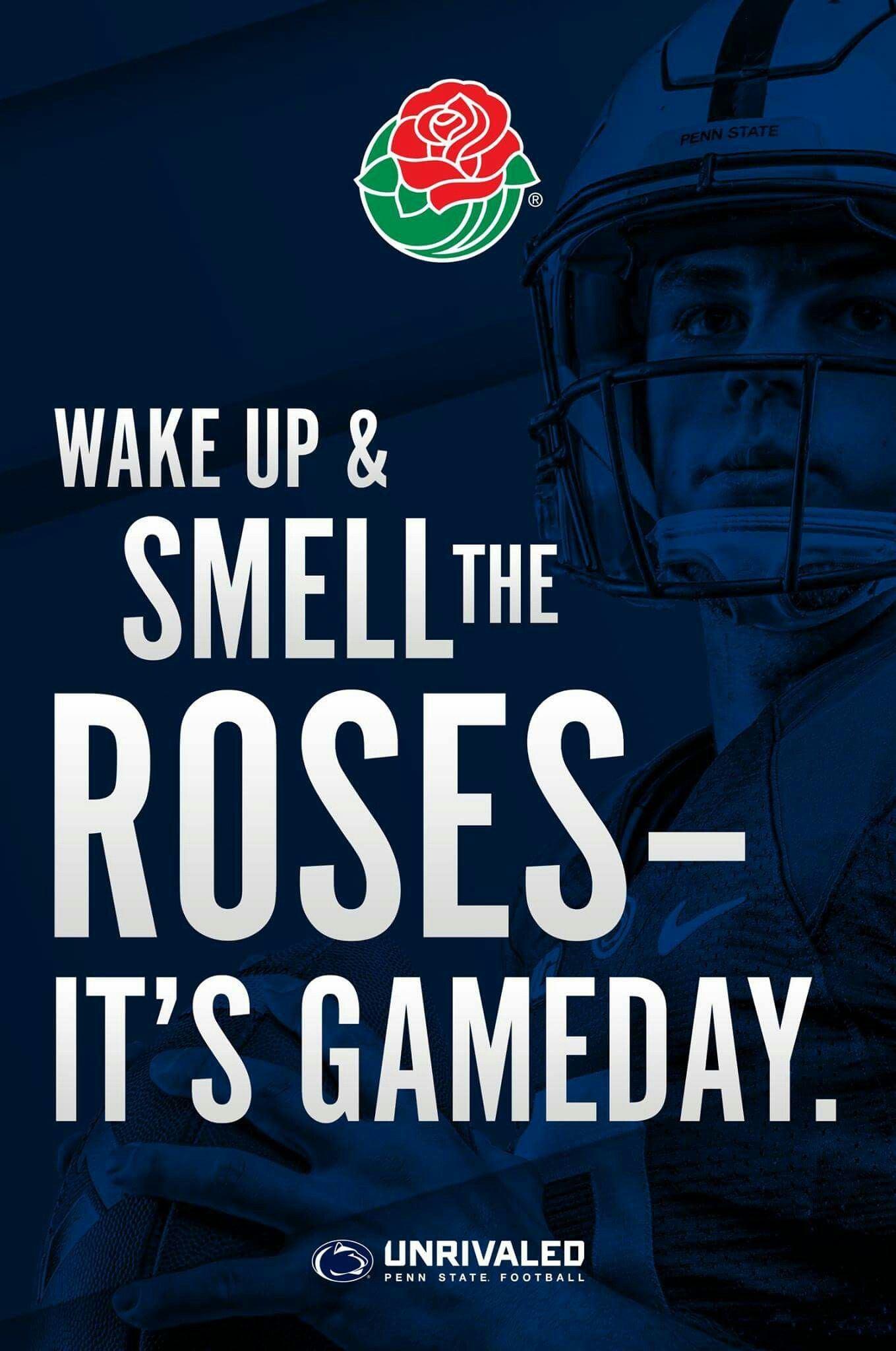 Finally It S Gameday Go State Beat The Trojans Penn State Penn State Football Penn State University