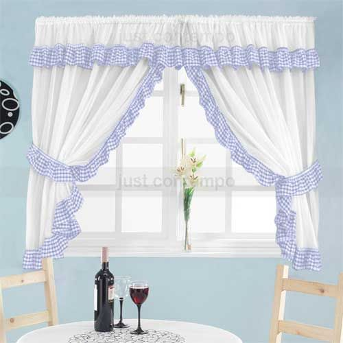 Merveilleux 19 Kitchen Curtains Ideas To Beautify Your Cooking Area