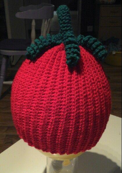 Tomaten-Mütze