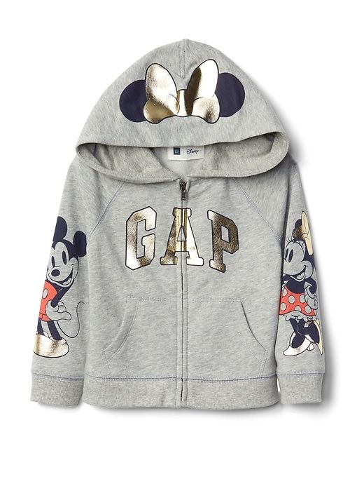 ddbed9554 Gap Baby Babygap | Disney Baby Mickey Mouse And Minnie Mouse Zip ...