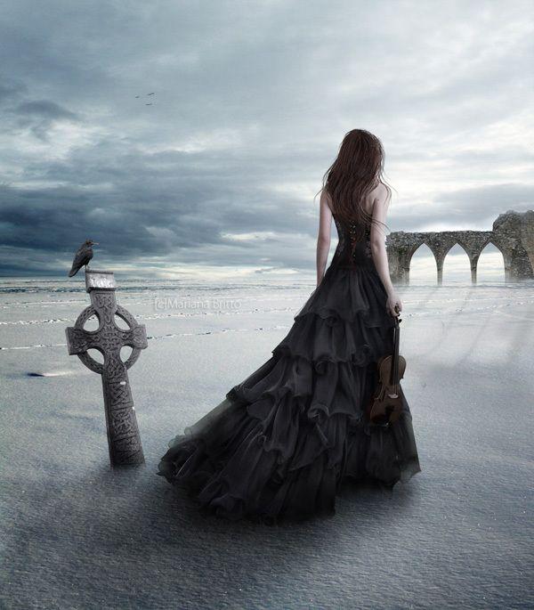 beach-fantasy-girl-gothic-violine-Favim.com-174532.jpg (600×685)