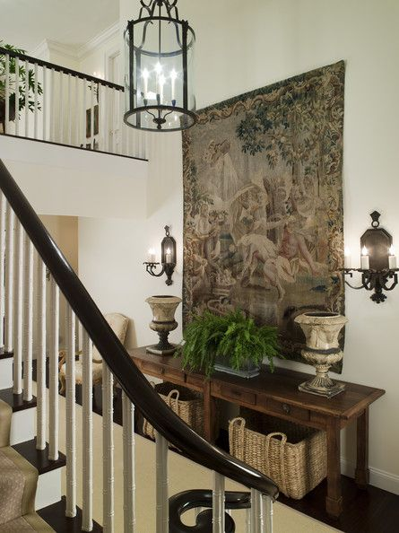 Stairwell Pendant Lights Photos 19 Of 20 Lonny Traditional