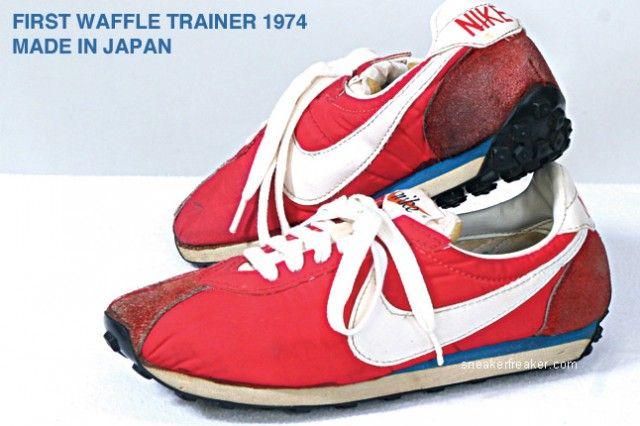 Nadie sucesor consultor  VINTAGE NIKE COLLECTOR - LINDY DARRELL - Sneaker Freaker   Vintage nike,  Nike, Sneakers