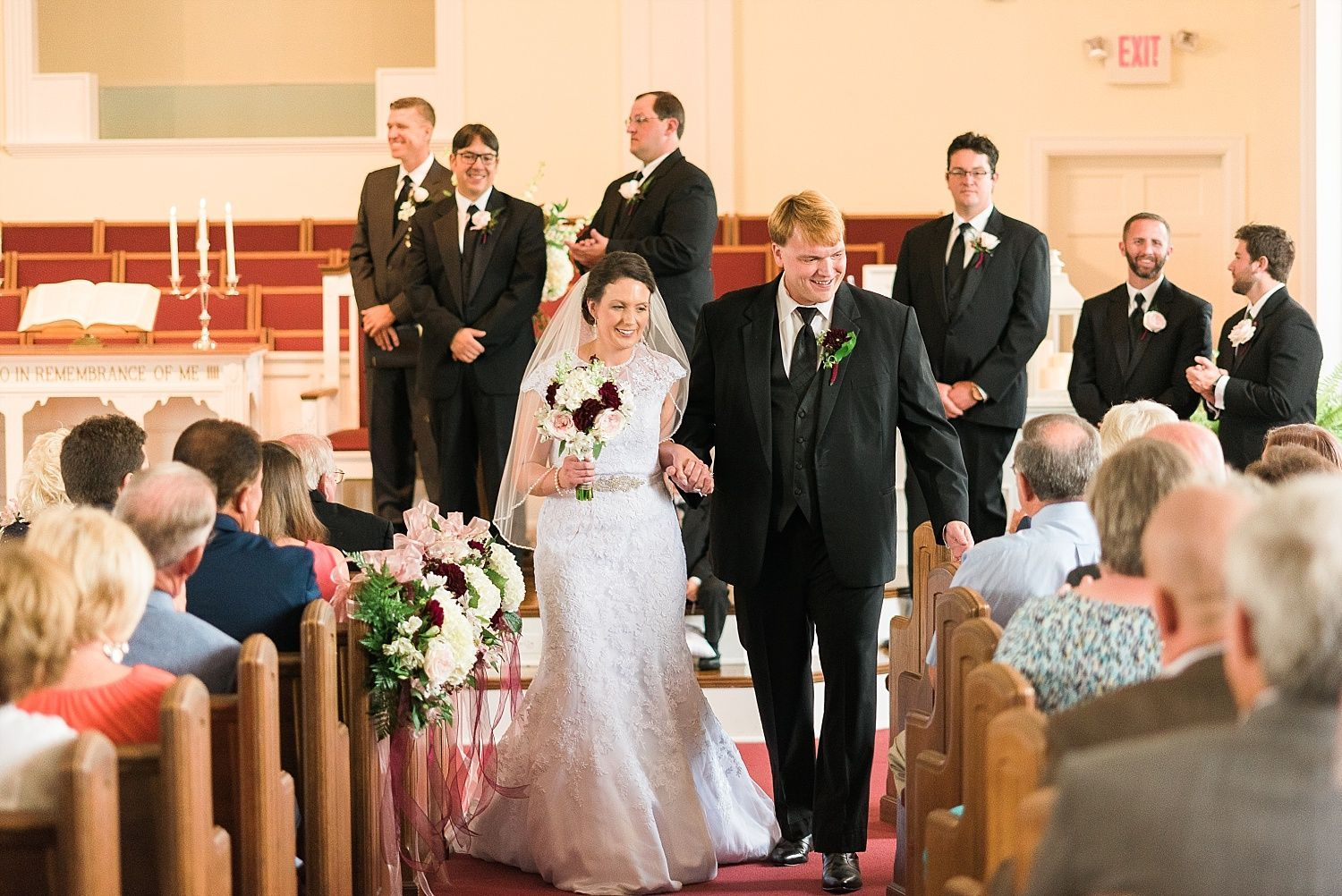 Country club wedding in danville ky by keith melissa